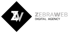 ZEBRAWEB DIGITAL AGENCY Logo